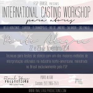 internationalcastingworkshopPOA