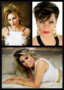 Foto 01 Exposição VIPs vai valorizar a beleza feminina.