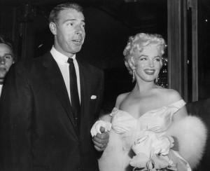 Carta de Joe DiMaggio foi enviada à Marilyn Monrone em 1954, pedindo para que ela reconsiderasse o pedido de divórcio