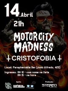 motor city madness e cristofobia - stereo