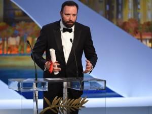 O diretor grego Yorgos Lanthimos recebeu o Prêmio do Júri