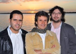 Maurinho, Dudu e Vagner - Luiz Eduardo Achutti