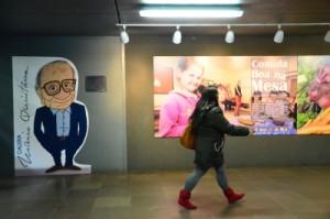 ÚLTIMOS DIAS PARA CONFERIR EXPOSIÇÕES NA ESTAÇÃO MERCADO DA TRENSURB