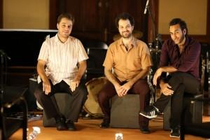Trio Quintina - red