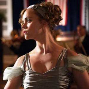 Christina Ricci encarnando Zelda Sayre Fitzgerald.