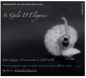 Folder Gala D'Élégance