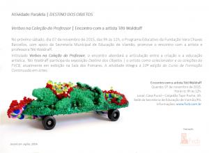 Convite Encontro Téti Waldraff