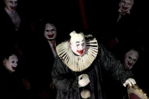 "Barítono georgiano George Gagnidze protagoniza ""Rigoletto"", de Verdi Foto: Arte France"