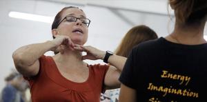 A francesa Leela Alaniz será uma das ministrantes