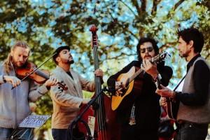 Conjunto Bluegrass é uma das atrações