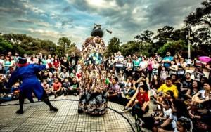 GRUPO OIGALÊ É TEMA DA NOVA EXPOSIÇÃO NA GALERIA MARIO QUINTANA DA TRENSURB