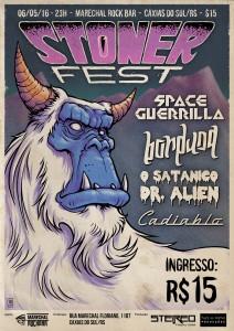 Stoner Fest - cartaz