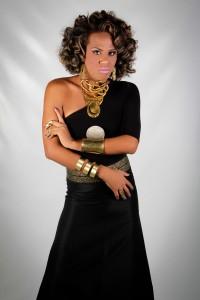 Valeria Houston - Foto Gerson Roldo