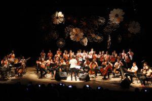 Concerto do 24º aniversário da Orquestra Villa-Lobos Local: Teatro Renascença Foto: Ivo Gonçalves/PMPA