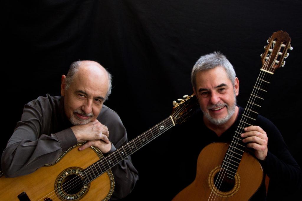 Paulo Bellinati e Marco Pereira apresentam show na abertura do POA Jazz Festival. Foto: Divulgação/Agência Cigana