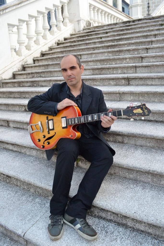 Julio Herrlein Quarteto apresenta-se no dia 21 de janeiro no Porto Alegre Jazz Festival. Foto: Lucio Chachamovich/Agência Cigana.
