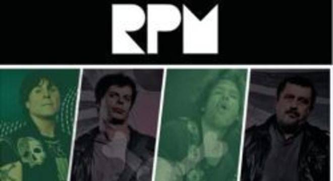Resultado de imagem para RPM nova formação
